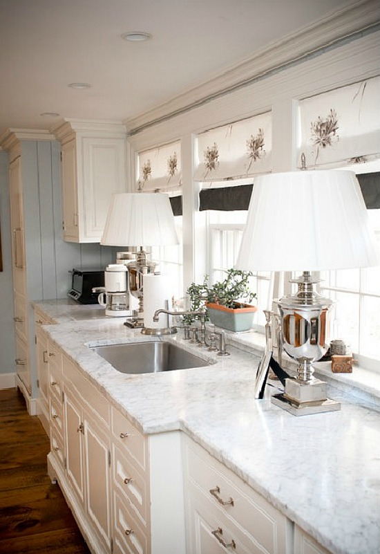 LKM Design Bedford, NH Farmhouse Kitchen