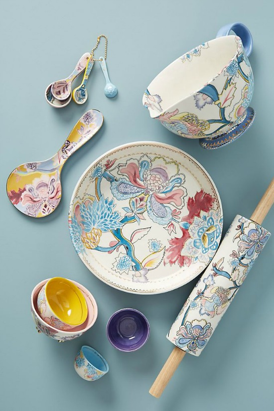 Agnes Pie Dish By Anthropologie