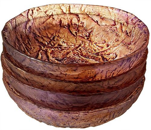 Set of 4 Ballad mini bowls