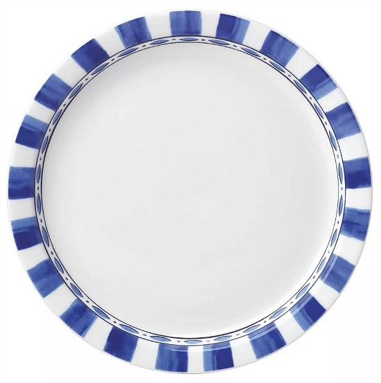 Dansk Belgium & Parisian Dinner Plate