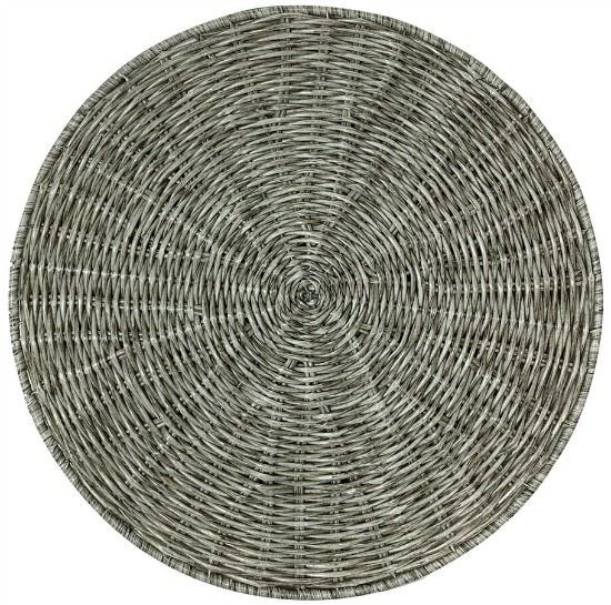 Food Network™ Resin Wicker Charger Plate
