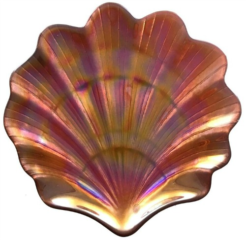"Tinsley Scallop Shell 8"" Salad or Dessert Plate (Set of 2)"