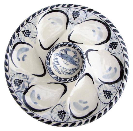 Luna Oyster Platter (Set of 2)