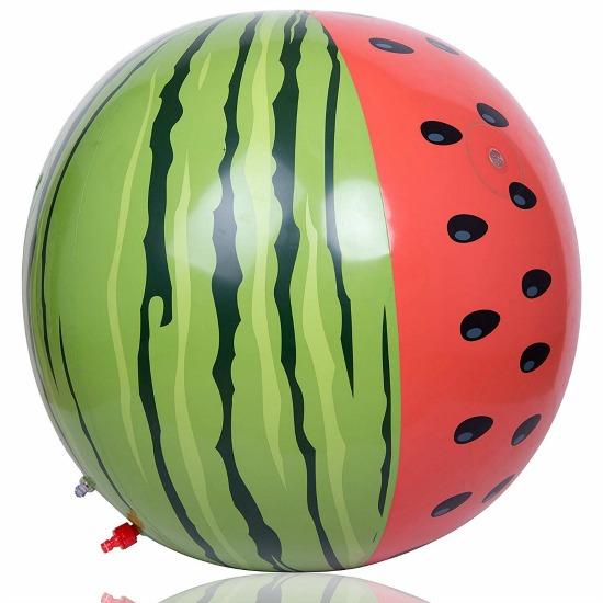 Mega watermelon yard sprinkler