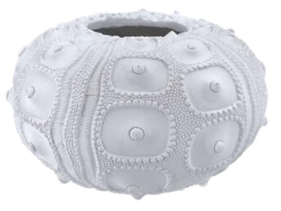 Urchin Planter - White