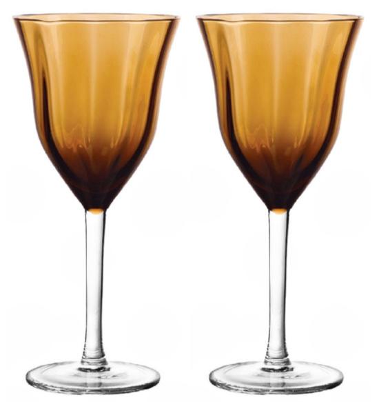 amber-wine-goblets