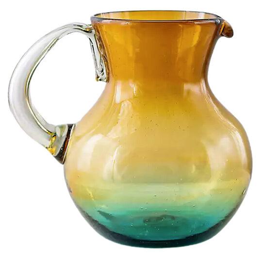 Monterrey Ombre Glass Pitcher