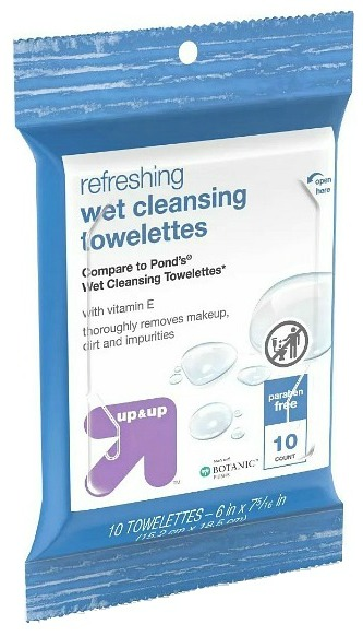 wet cleansing towels 1