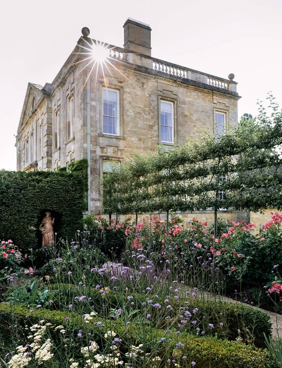Bruern Abbey gardens