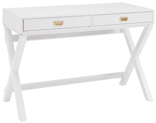 Linon-white-office-desk