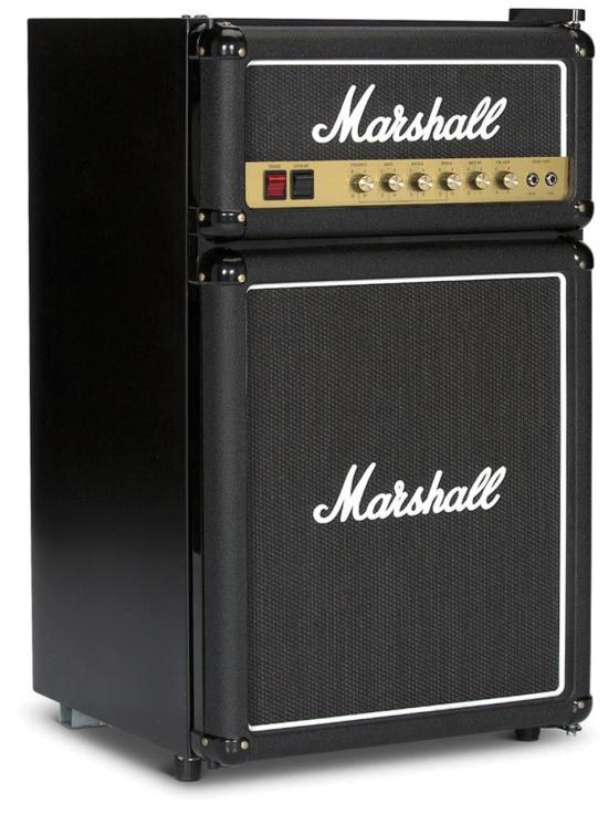 Marshall-3.2 Cubic-Foot Medium-Capacity Bar Fridge