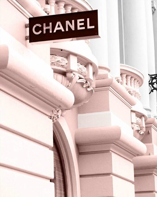 Photo of Chanel Store - Wall Art Poster Print