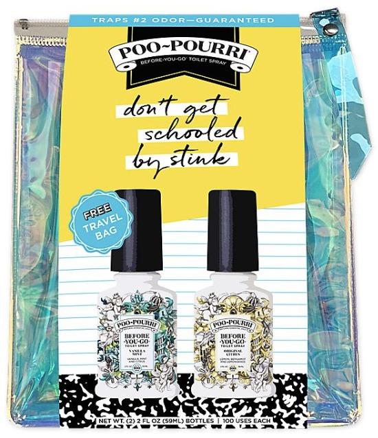 Poo-Pourri-set