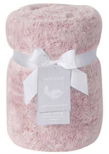 Sleep Soft Premium High Pile Oversize Super Plush Throw