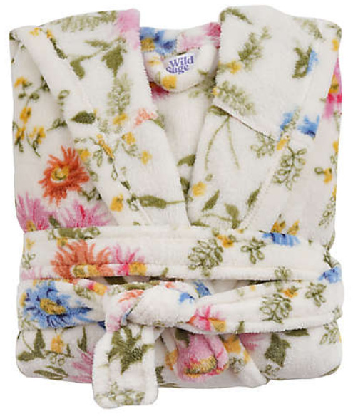 Wild Sage™ Sadie Hooded Bath Robe