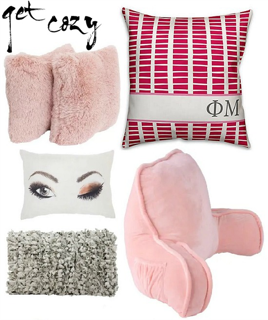 glam it up pillows