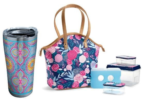 Davenport Insulated Lunch Bag Kit