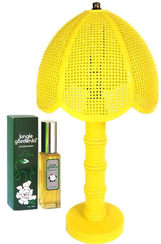 yellow-plastic-lamp-rattan-shade