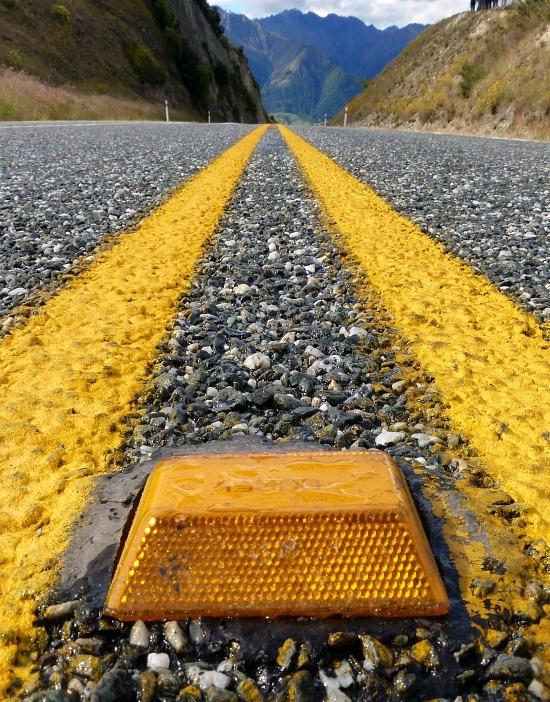 yellow-road-stripes
