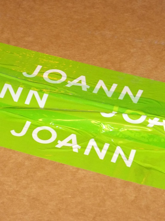 Joann delivery