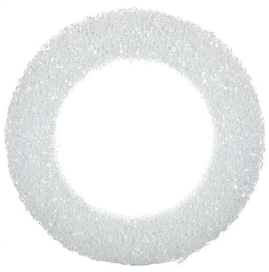 Styrofoam-wreath