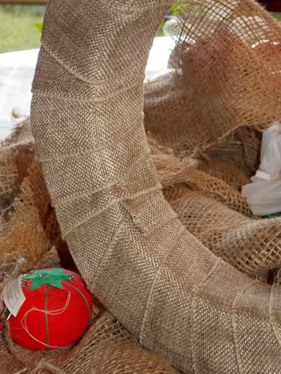 wrapped-wreath-form-burlap-ribbon