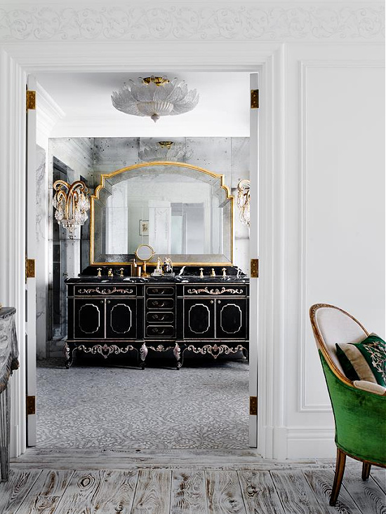 Baguès Art Deco sconces