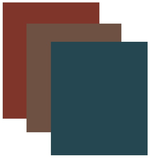 dark hues paint colors