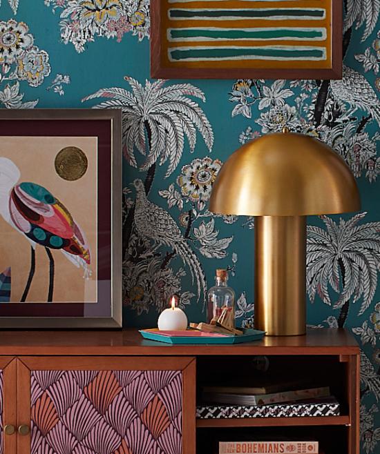 mushroom-lamp-gold