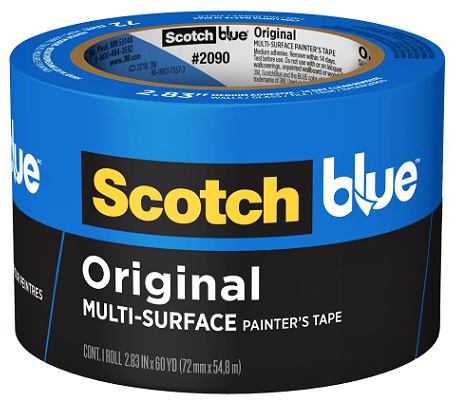 ScotchBlue Original Multi-Surface Painter's Tape