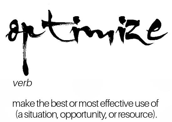 optimize-definition