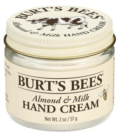 Burt's-Bees-almond-hand-cream