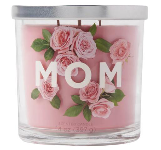 4oz Glass Jar 3-Wick Mom Candle - Opalhouse™