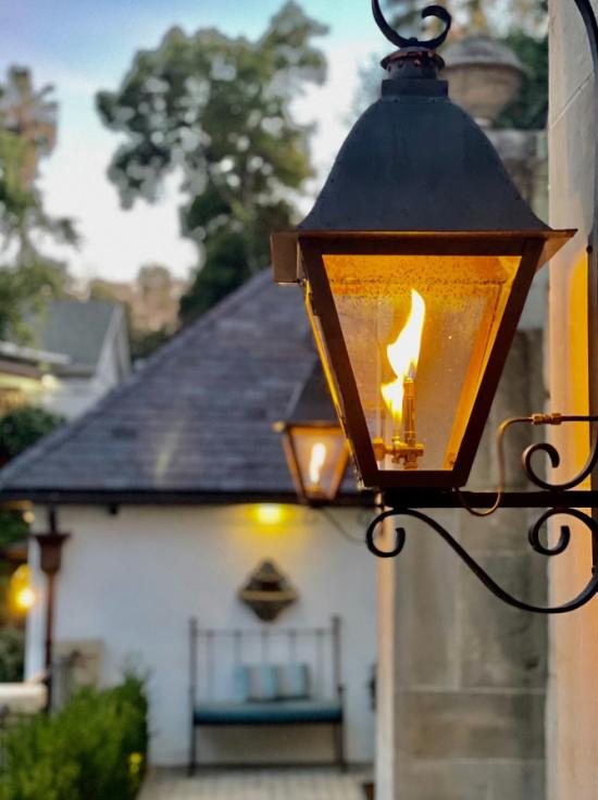Bevolo-lanterns