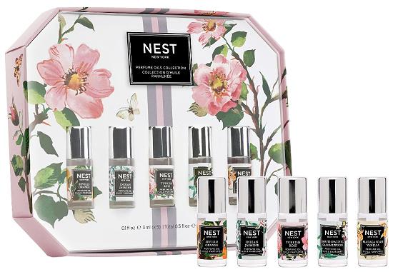 NEST New York Mini Perfume Oil Set