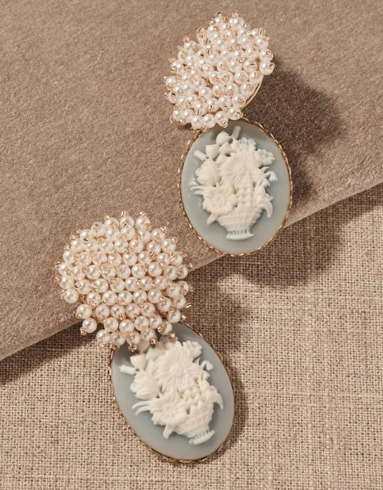 Nicola Bathie Austen Earrings