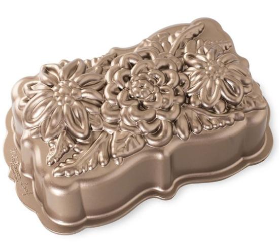Nordicware Wildflower Loaf Pan