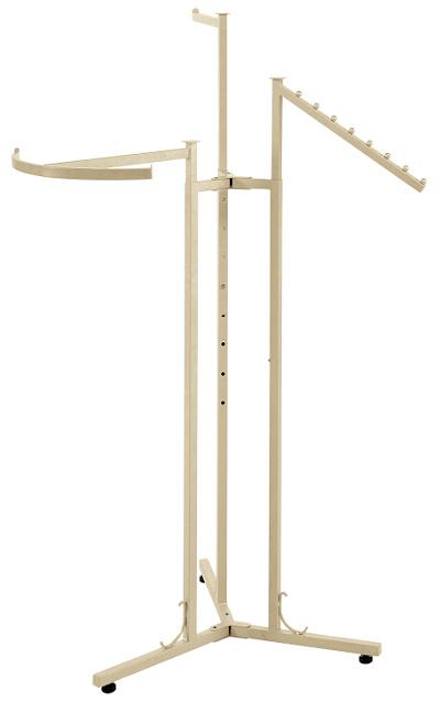 3 Way Clothing Rack - Boutique Ivory