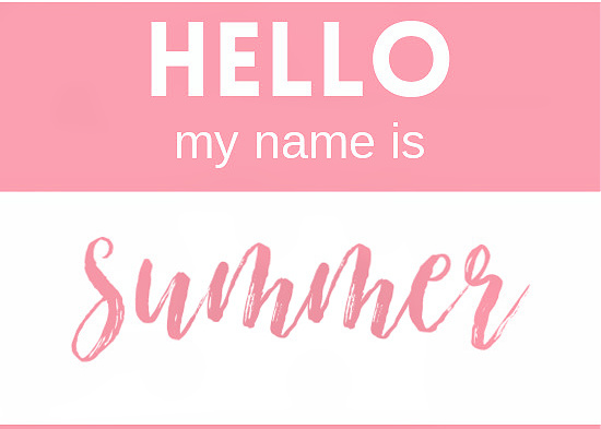 Hello-my-name-is-summer-name-card