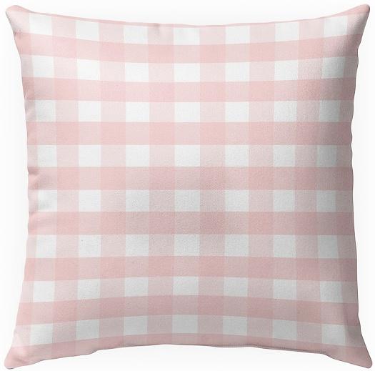 ROSE-GINGHAM-DREAM-Indoor-outdoor-throw-pillow