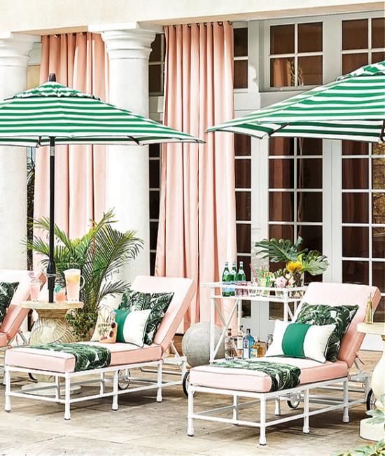 pink-patio-Ballard-Designs