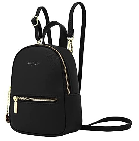 Backpack Purse, Leather Crossbody Phone Bag Small Shoulder Bag
