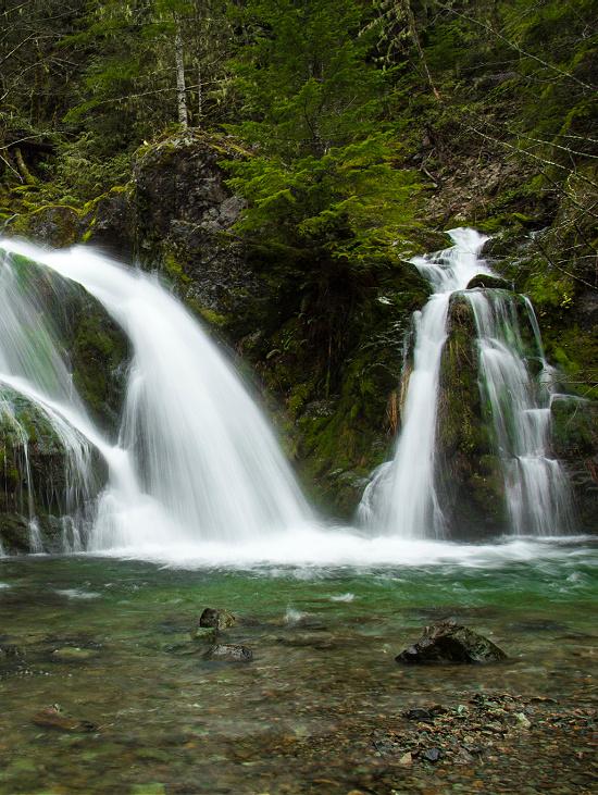 sullivan-creek-falls-Oregon