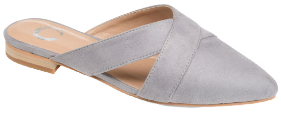 Journee Collection Womens Giada Mules