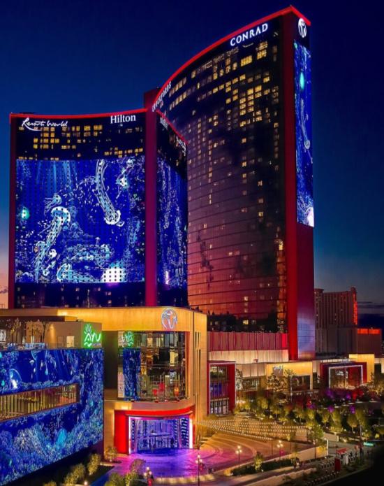 Resorts-World--Las-Vegas