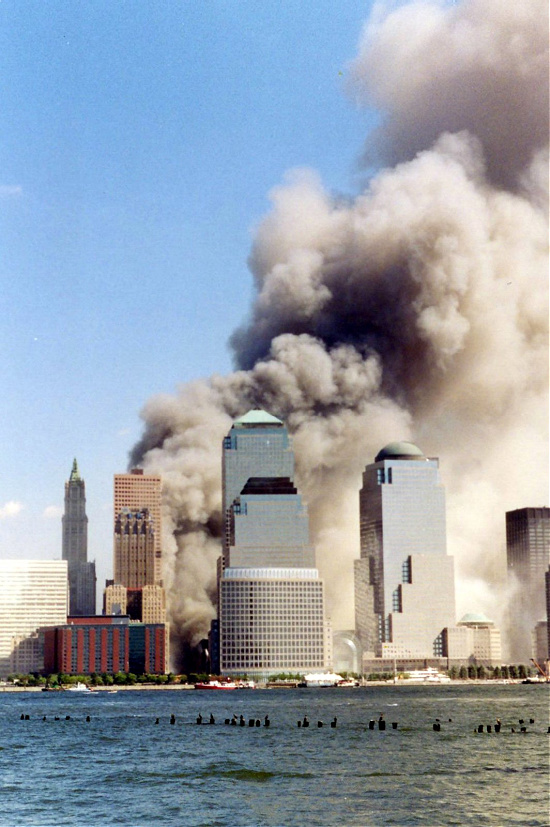 9-11 from Jersey City