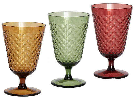 Bee & Willow™ Goblet in Gold