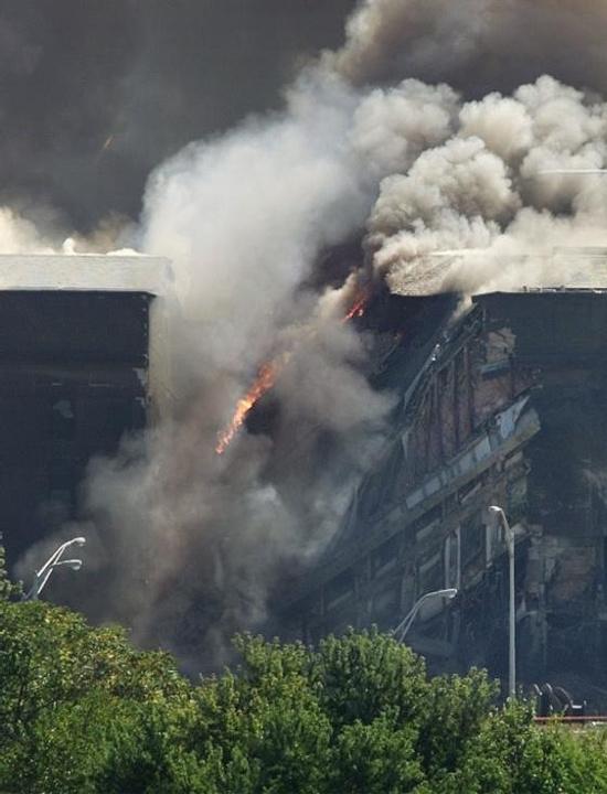 Pentagon during 9-11
