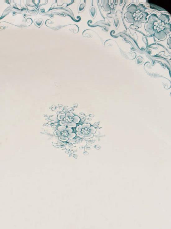 ironstone-platter-blue-green-white-oval